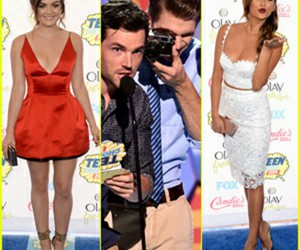 pretty little liars and teen choice 2014 image