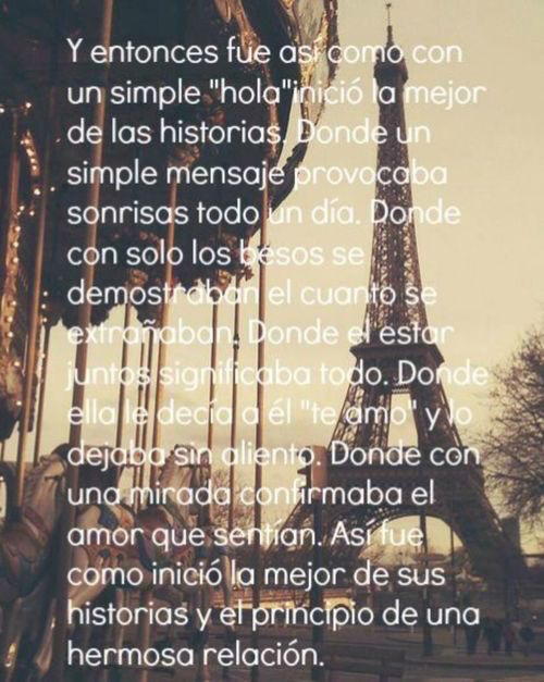 Image About Paris In Frases By Emily On We Heart It