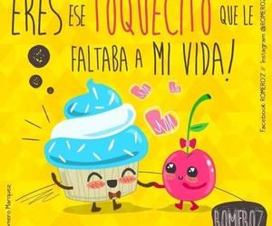 amor, tu y yo, and amistad image