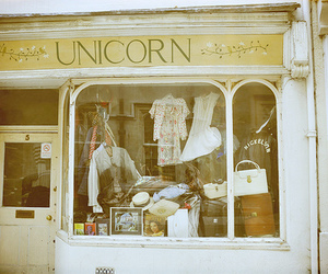 unicorn, vintage, and shop image