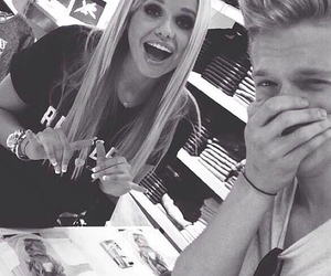 cody simpson, brothers, and alli simpson image