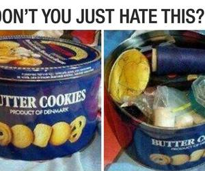 hate and Cookies image