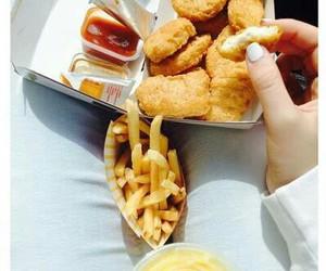 food, ketchup, and orange image