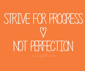 fitness, motivation, and perfection image