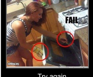 fail, funny, and lol image