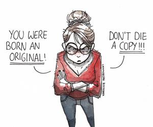 original, copy, and lol image