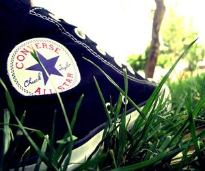 chuck taylor, converse, and converse all star image