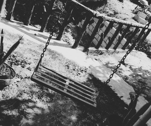 black, black and white, and grunge image