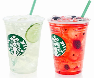 starbucks coffee and resfreshay image
