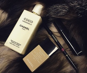 coco chanel and luxury image