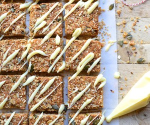 bars, white chocolate, and coconut image
