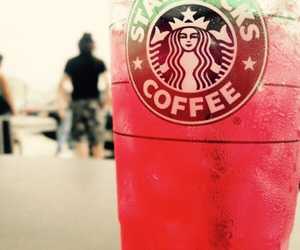 starbucks coffee and refresher image