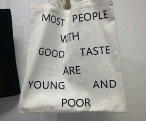 bag, quotes, and grunge image