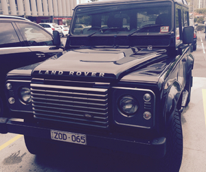 car, class, and defender image