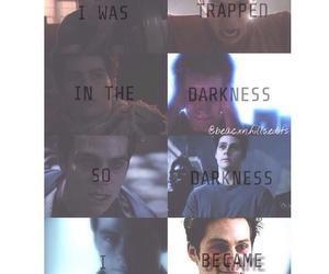 dark, in, and so image