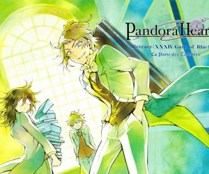 manga, anime, and pandora hearts image