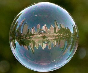photography and bubble image