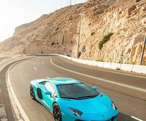 auto, blue, and cerro image