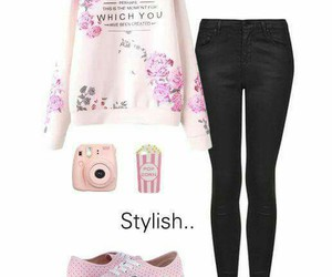 cool and pink image