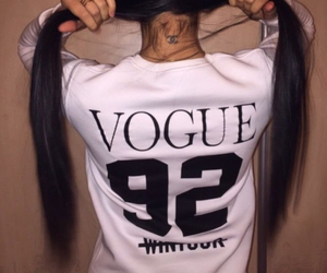 vogue, chanel, and tattoo image