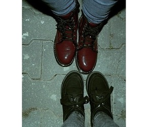 boots, creepers, and grunge image