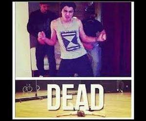 one direction, zayn malik, and dead image