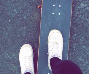 nike, skate, and outside image