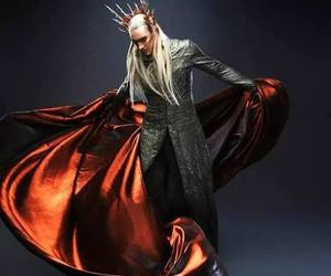 thranduil and le hobbit image