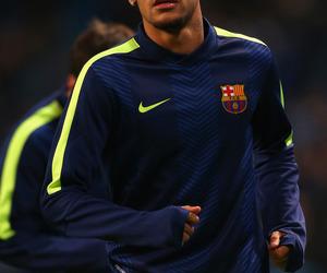 neymar, Barcelona, and boy image