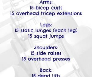 arms, back, and core image