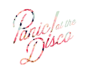 panic! at the disco, band, and music image