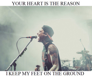 band, the amity affliction, and taa image