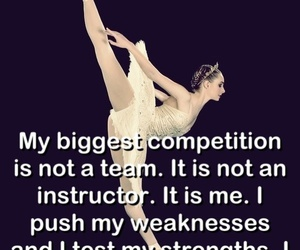 dance, quote, and dancer image