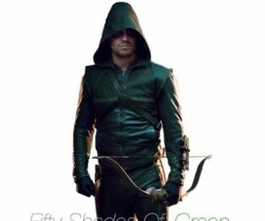 arrow, cw, and green arrow image
