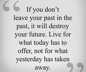 quotes, past, and live image
