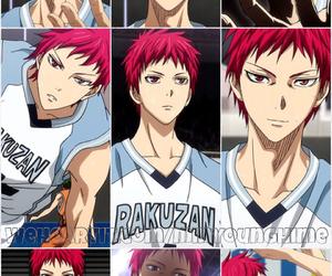 Akashi, kuroko no basket, and kuroko no basuke image