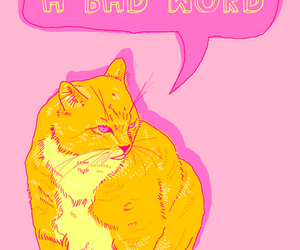 cats, body positivity, and tumblr image