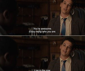 movie, quote, and miles teller image