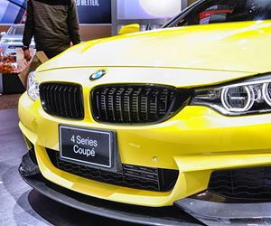 exotic, yellow, and bmw image