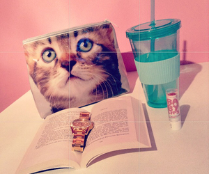 book, cool, and home image