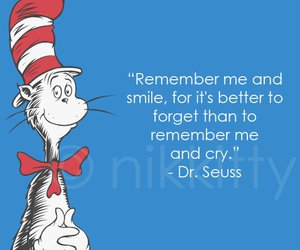 cat, dr seuss, and quotes image