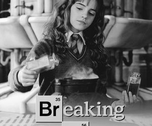 breaking bad, harry potter, and hermione image