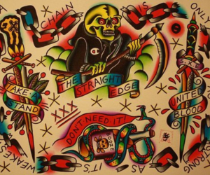 tattoo flash image