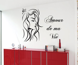 hair salon, beauty salon, and girl room decor image