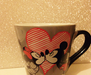 Dream, kiss, and mickey image