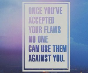 quotes, flaws, and life image