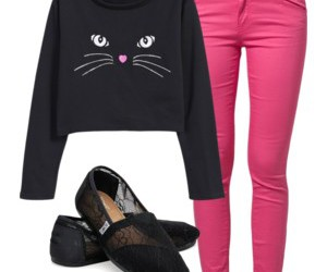 beautiful, cat, and Polyvore image