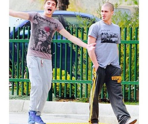 best friends, max george, and tomax image