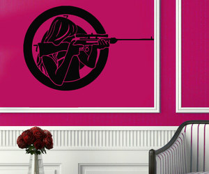 wall decals, vinyl sticker, and decal image