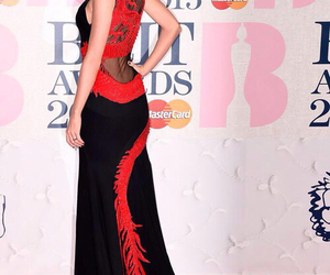 Taylor Swift, brit awards, and dress image
